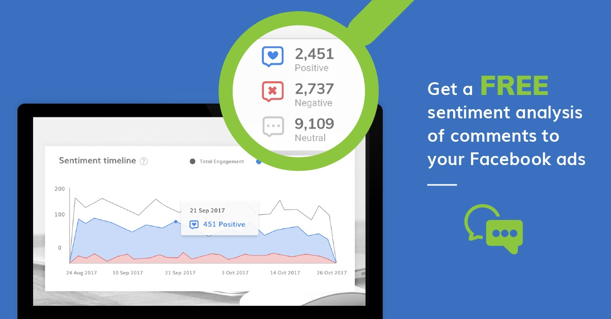 New: Free Facebook Campaign Sentiment Analysis tool for advertisers