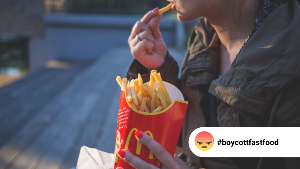 How QSR Brands Can Manage Boycotts on Social Media